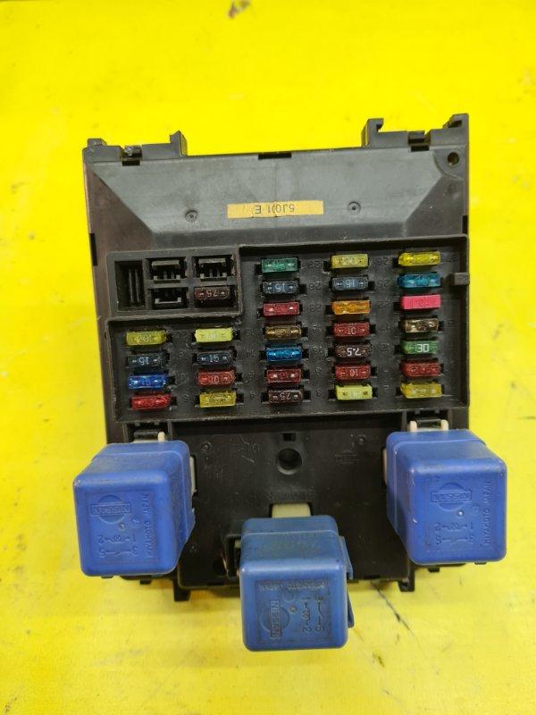 Блок предохранителей Nissan Bluebird SU14 CD20 1998