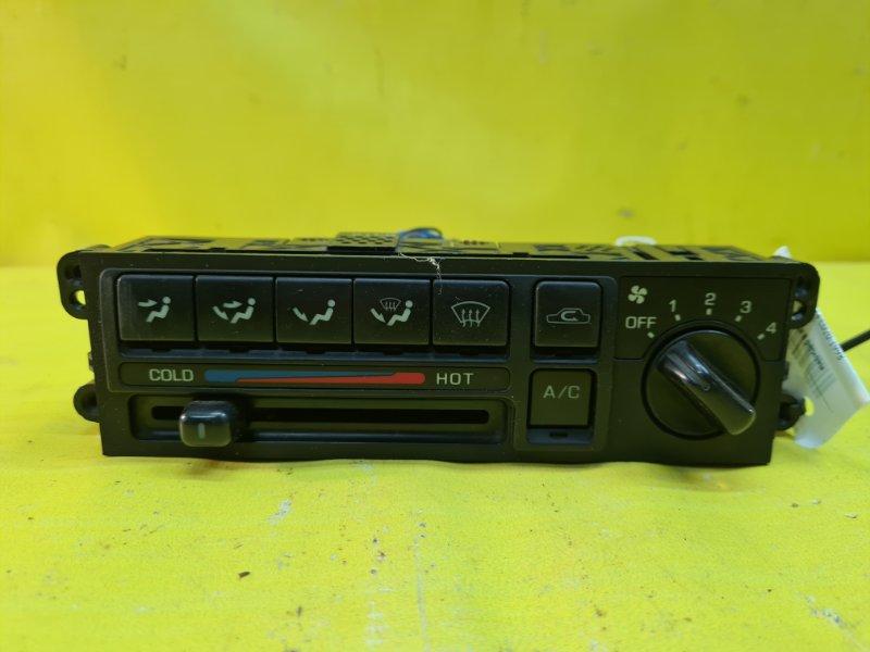 Блок управления климат-контролем Nissan Bluebird SU14 CD20 1998