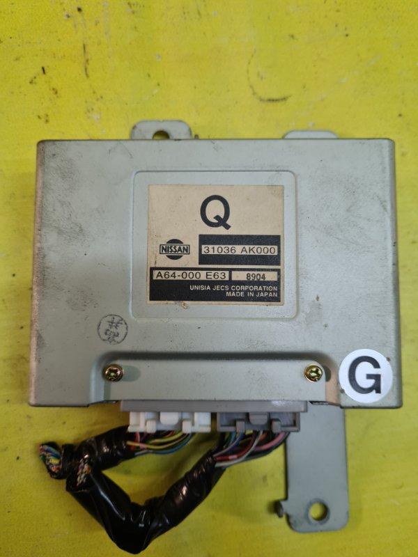 Блок управления акпп Nissan Bluebird SU14 CD20 1998