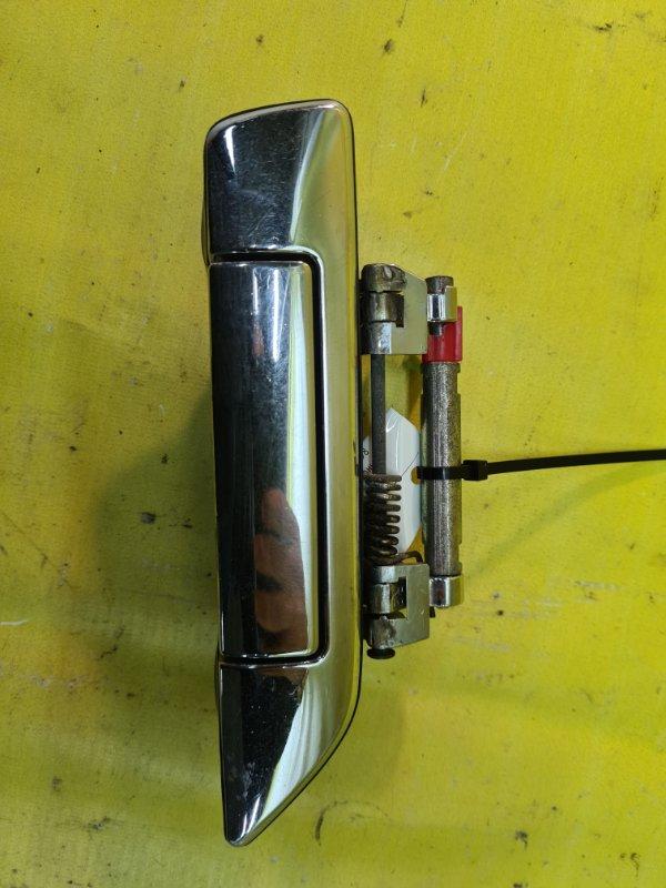 Ручка двери внешняя Nissan Bluebird SU14 CD20 1998 передняя правая