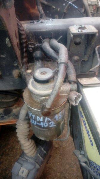 Насос подкачки топлива Toyota Dyna BU102 15B 1997