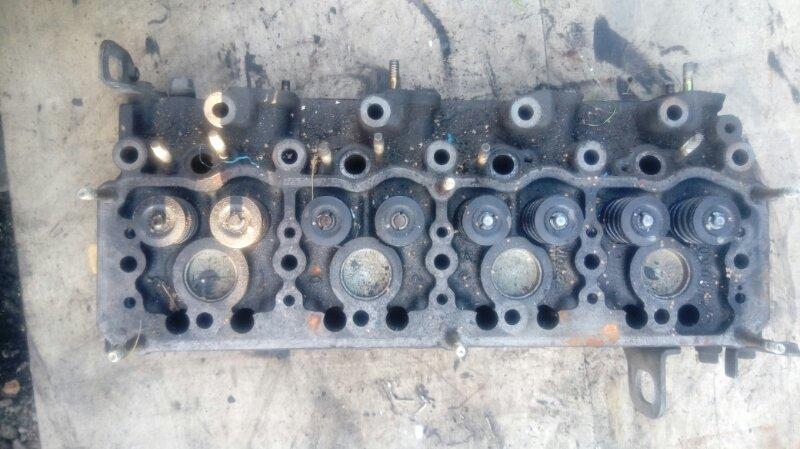 Головка блока цилиндров Toyota Dyna BU88 14B 1994