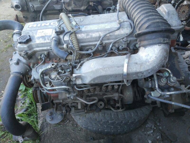 Двигатель Hino Ranger FD2JJB J08C 1996