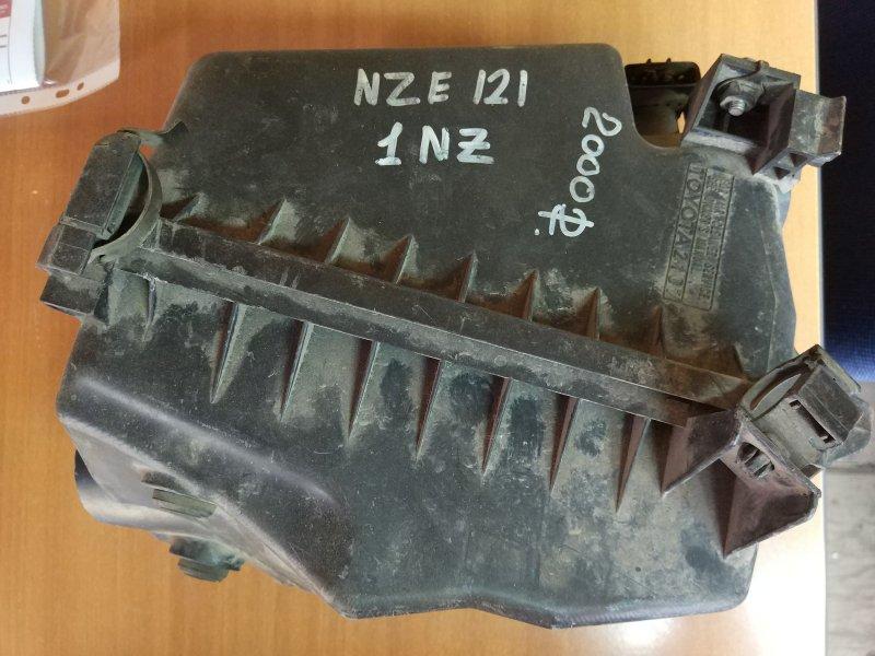 Корпус воздушного фильтра Toyota Corolla NZE121 1NZ 2001
