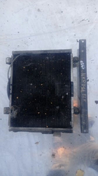 Радиатор кондиционера Isuzu Elf NKR71L 4HG1 2001