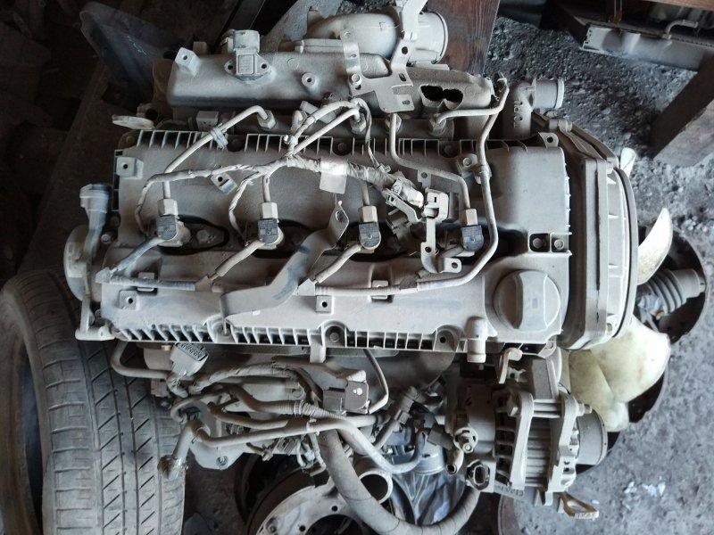 Двигатель Hyundai Porter Ii D4CB 2005