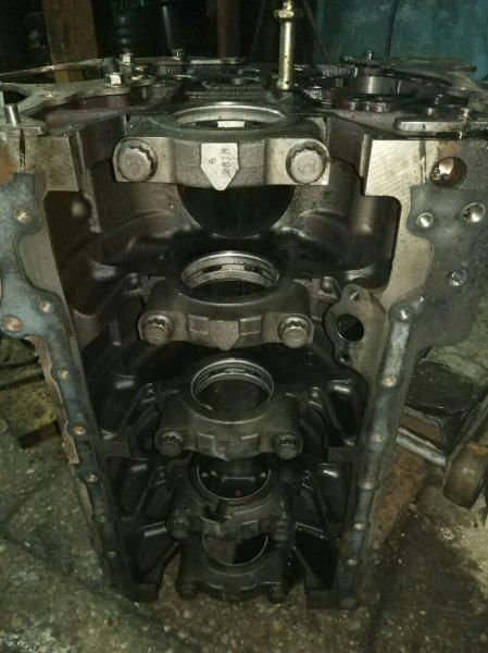 Блок двигателя Toyota Dyna XZU421 S05D 2001