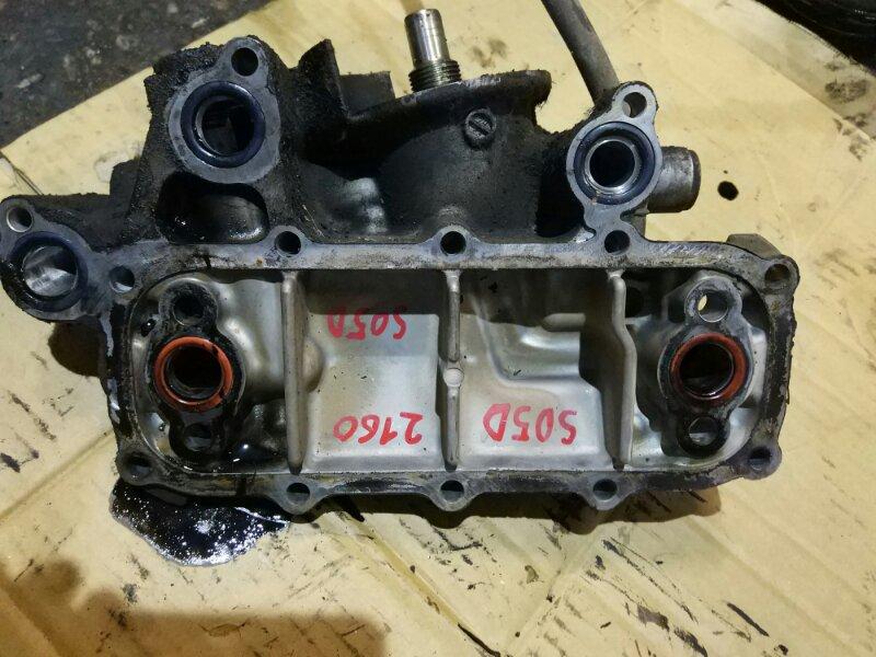 Крышка теплообменника Toyota Dyna XZU421 S05D 2001