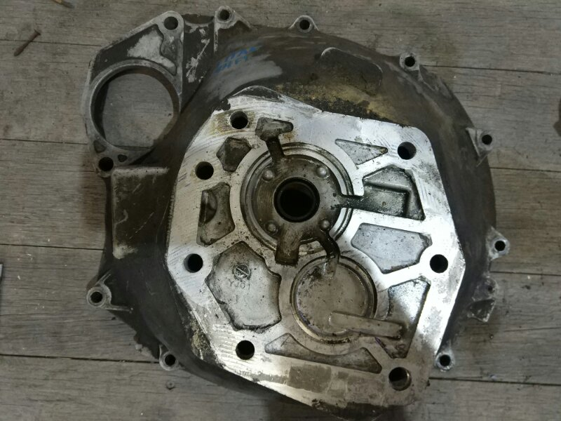 Колокол мкпп Mazda Titan WG3AT 4HF1 1997