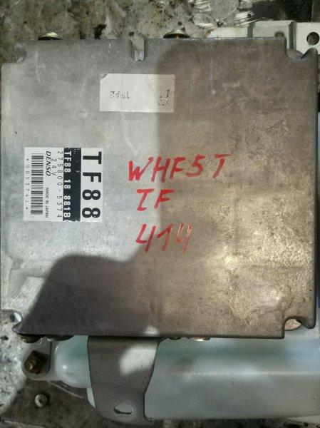 Блок управления двс (компьютер) Mazda Titan WHF5T TF 2004