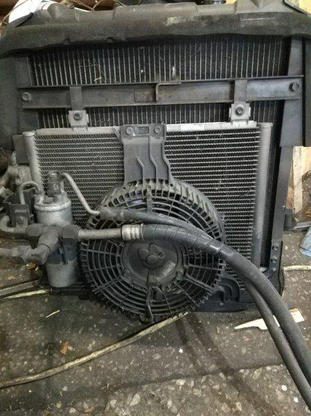 Радиатор Isuzu Elf NKR66E 4HF1 2000