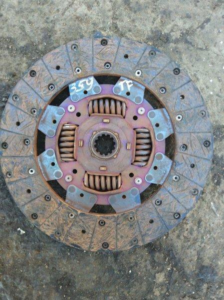 Диск сцепления Mazda Titan WHF5T TF 2004