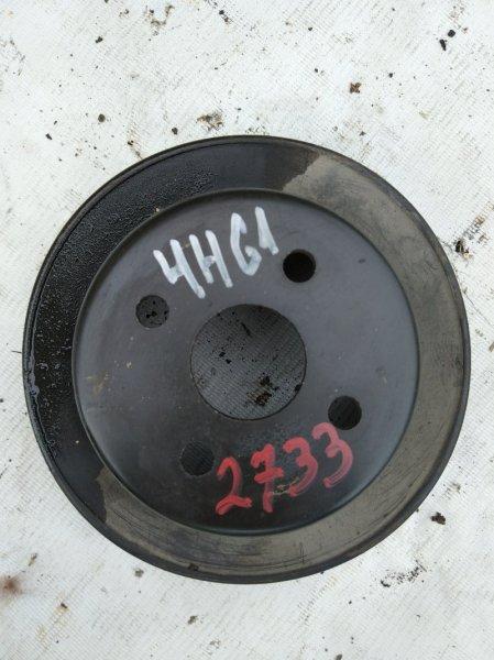 Шкив помпы Isuzu Elf NKR71L 4HG1 2002