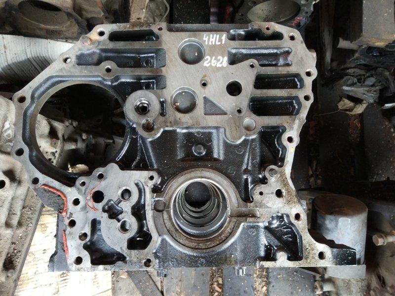 Блок двигателя Isuzu Elf NKR81E 4HL1 2004