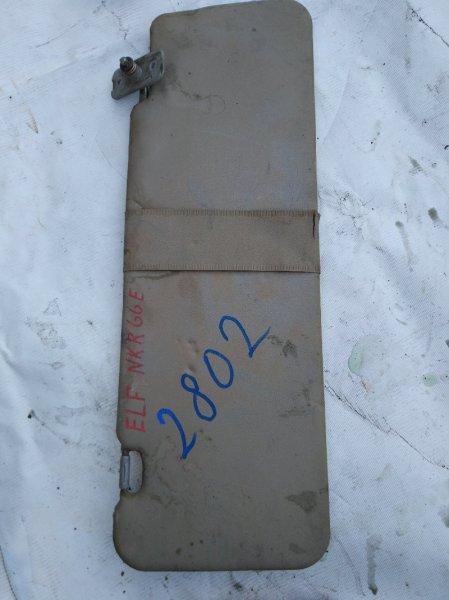 Козырек солнцезащитный Isuzu Elf NKR66L 4HF1 1998