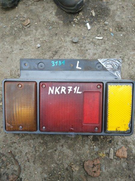 Стоп сигнал Isuzu Elf NKR71L 4HG1 2001 задний левый