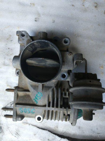 Дроссельная заслонка Toyota Dyna XZU412 S05C 2001