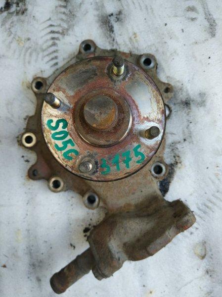 Помпа Toyota Dyna XZU412 S05C 2001