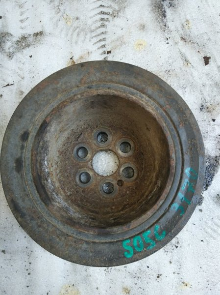 Шкив коленвала Toyota Dyna XZU412 S05C 2001
