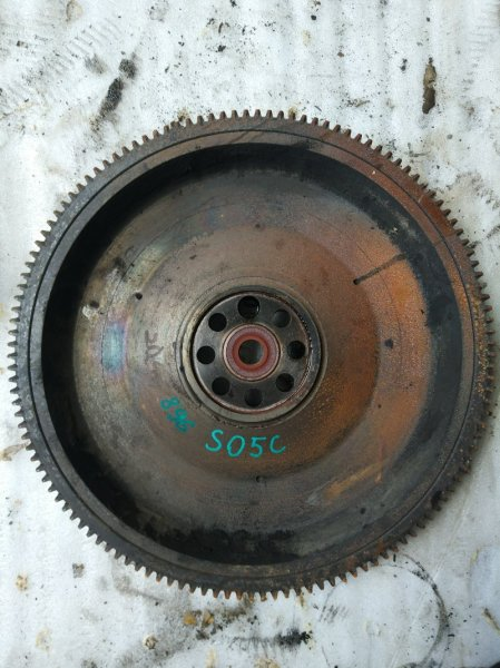 Маховик Toyota Dyna XZU412 S05C 2001