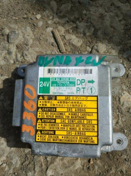 Блок управления Toyota Dyna XZU307 S05D 2001