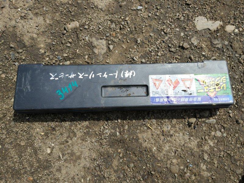Знак аварийный Mitsubishi Canter FE53EB 4M51 2001