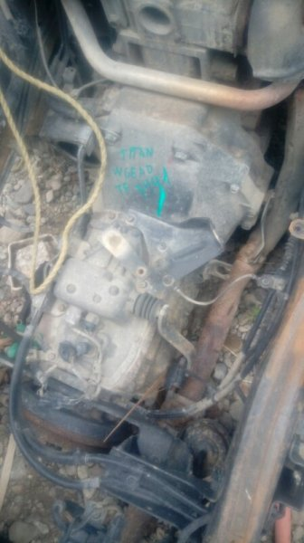 Мкпп Mazda Titan WGEAD TF 2000