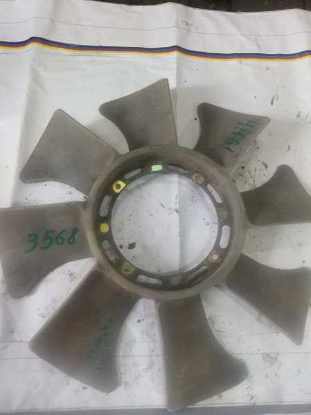 Вентилятор (крыльчатка) Mazda Titan WG6AD 4HG1 1999