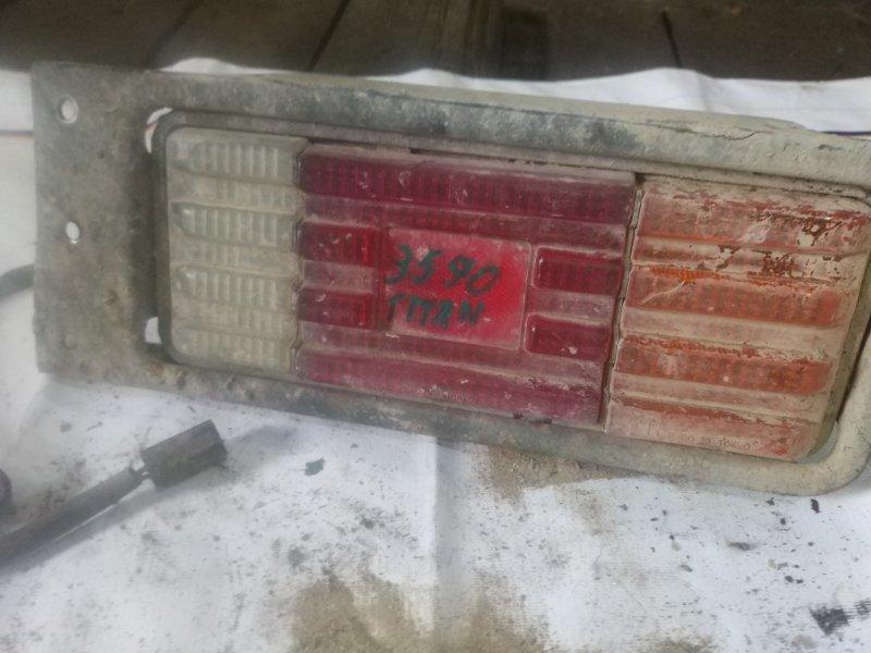 Стоп сигнал Mazda Titan WG6AD 4HG1 1999 задний