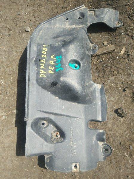 Подкрылок моторного отсека Toyota Dyna XZU307 S05C