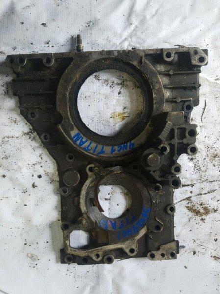 Лобовина двигателя Mazda Titan WG67H 4HG1 1995