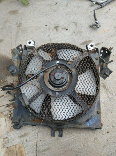 Радиатор кондиционера Nissan Atlas P4F23 TD27 1997