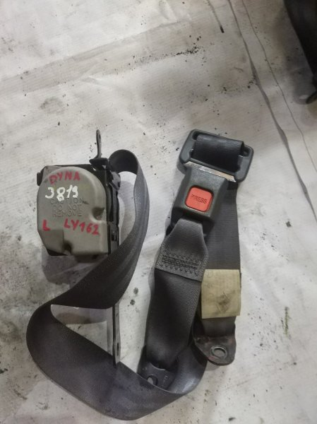Ремень безопасности Toyota Dyna LY162 5L 1999 левый
