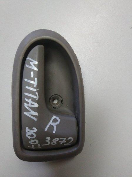 Ручка двери, салонная Mazda Titan SYE4T FE 2002