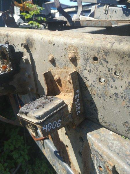 Кронштейн подрессорника Mitsubishi Canter FE53EC 4M51 1999 задний правый
