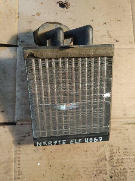 Радиатор печки Isuzu Elf NKR71E 4HG1 1998
