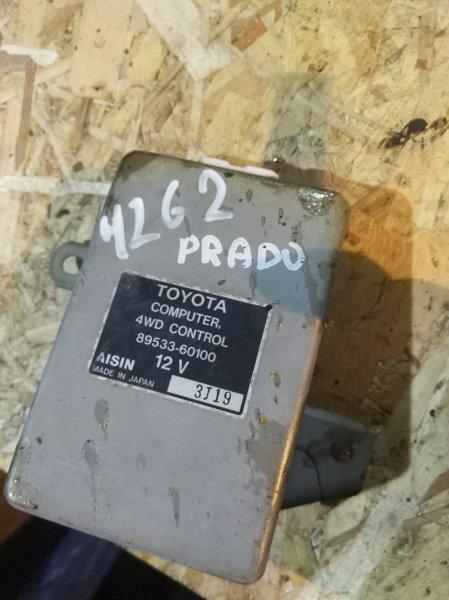 Блок управления Toyota Land Cruiser Prado LJ78 2LT 1993