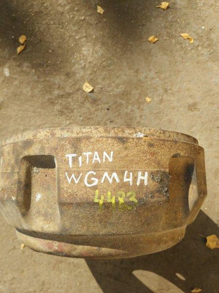Тормозной барабан Mazda Titan WGM4H TM 1992 передний