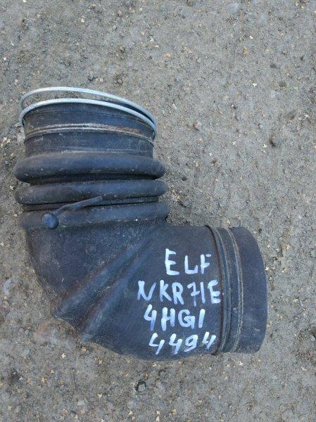 Гофра впускного коллектора Isuzu Elf NKR71E 4HG1 1998