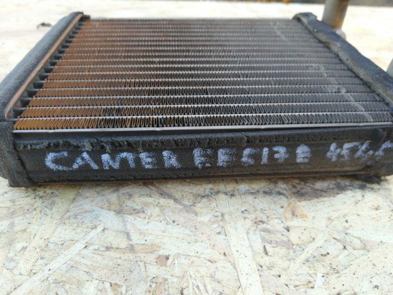 Радиатор печки Mitsubishi Canter FE517B 4D33