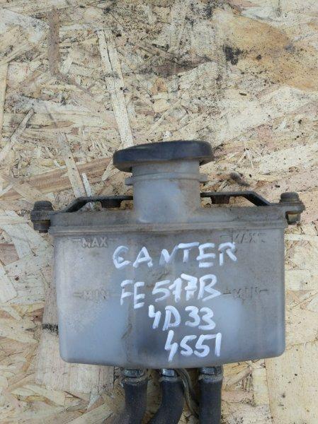 Бачок тормозной жидкости Mitsubishi Canter FE517B 4D33