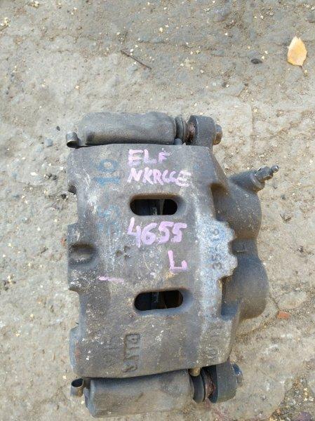 Тормозной суппорт Isuzu Elf NKR66E 4HF1 1998 левый