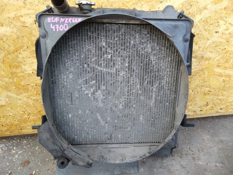 Радиатор Isuzu Elf NKR66E 4HF1 1998