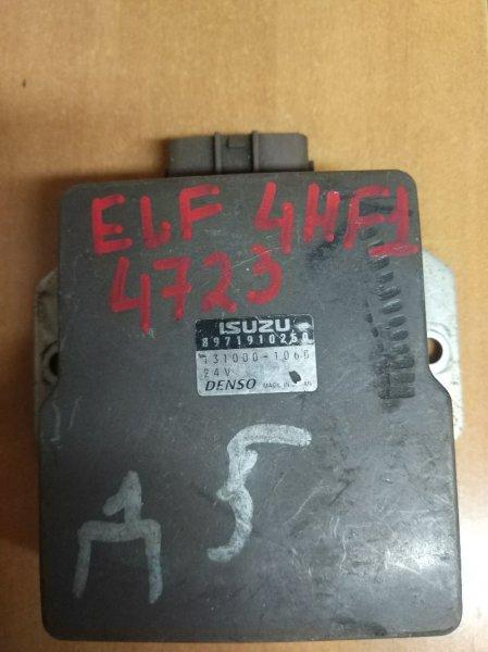 Блок управления топливным насосом Isuzu Elf 4HF1