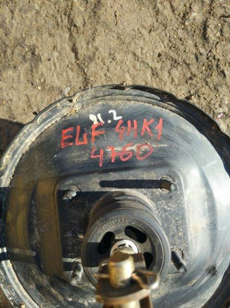 Вакуумный усилитель тормоза Isuzu Elf 4HK1