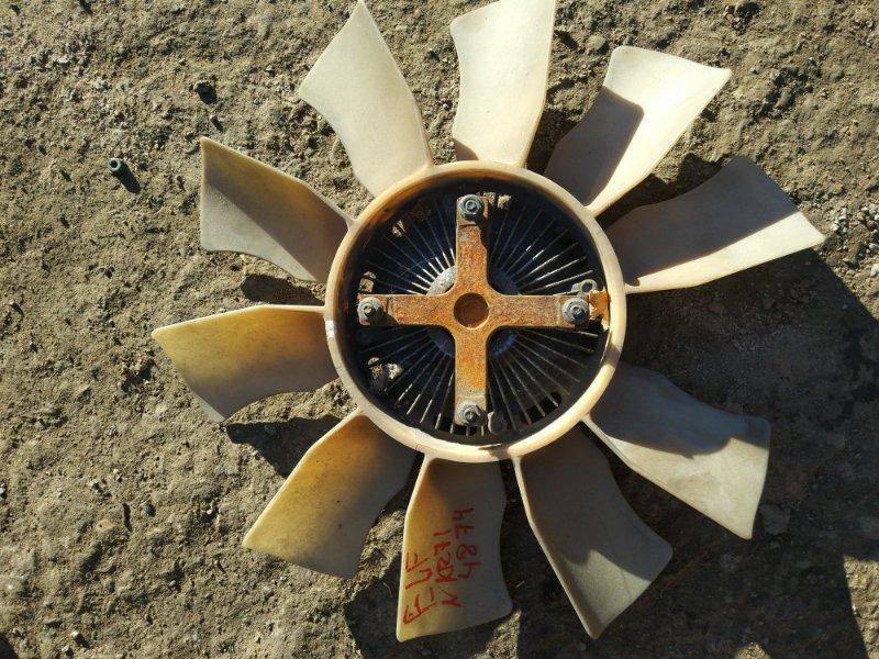 Вентилятор (крыльчатка) Isuzu Elf NKR71E 4HG1
