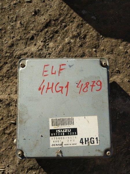 Блок управления двс (компьютер) Isuzu Elf NKR71E 4HG1