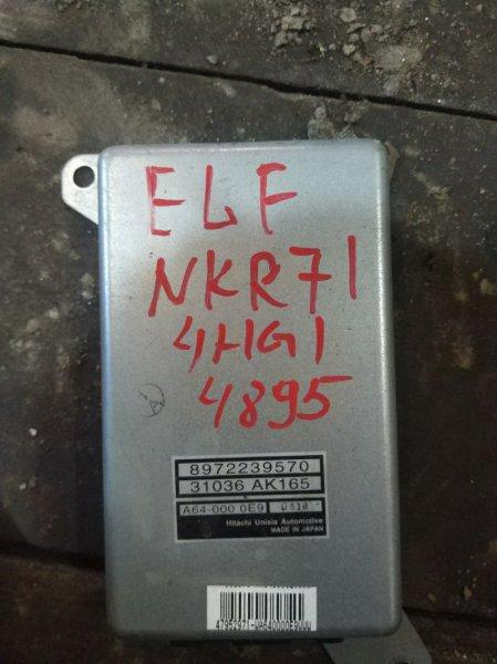Блок управления акпп (компьютер) Isuzu Elf NKR71E 4HG1 1999