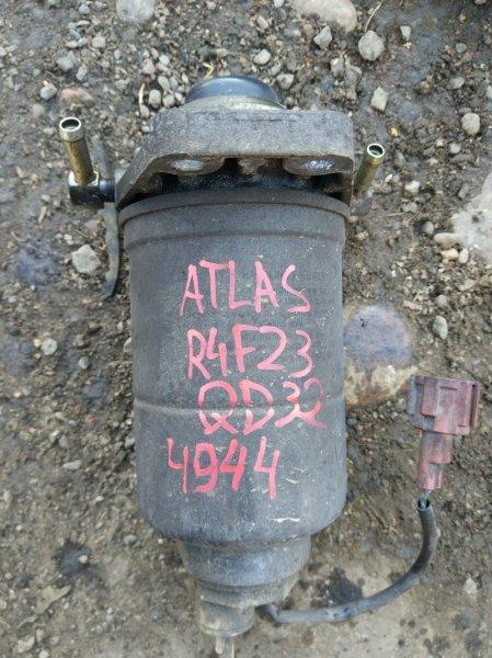 Помпа Nissan Atlas R4F23 QD32