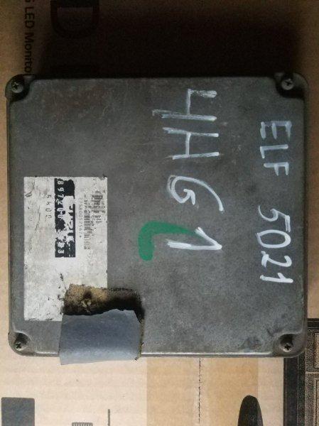 Блок управления двс (компьютер) Isuzu Elf 4HG1